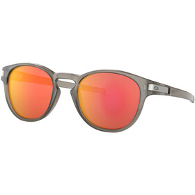 Oakley Latch Unisex Grey Ink/Ruby Iridium